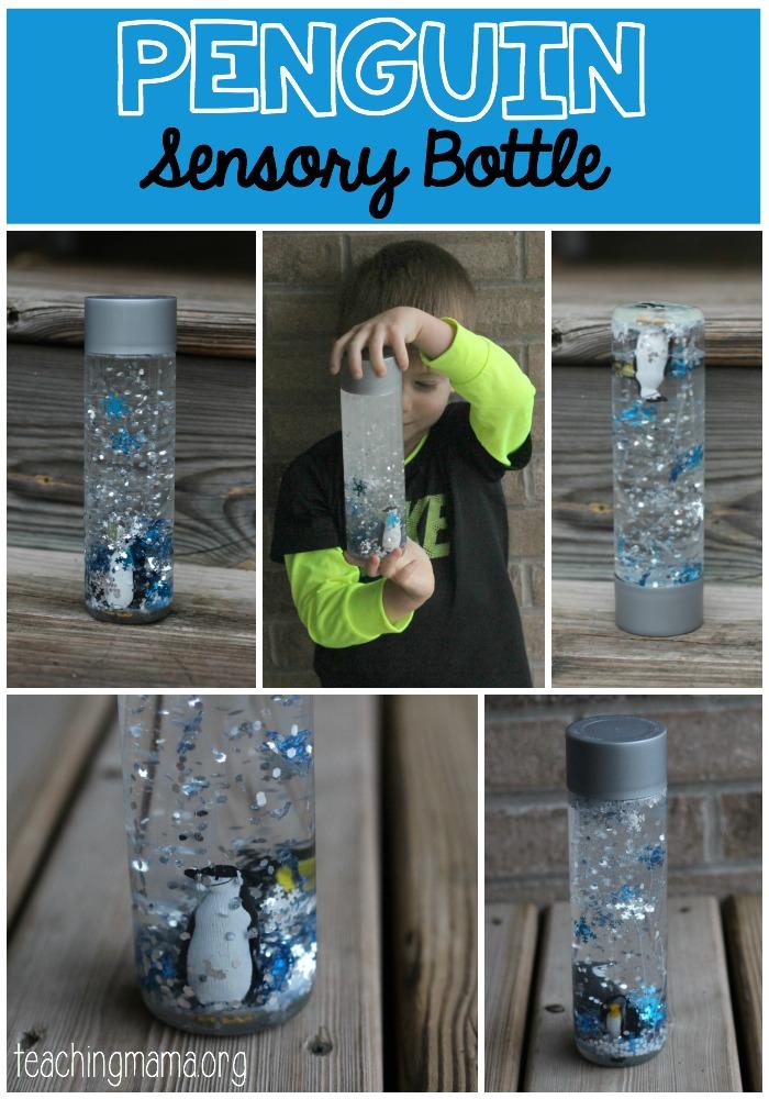Penguin-Sensory-Bottle